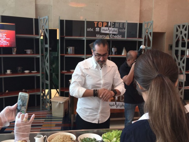 music-nation-top-chef-program-launch-dubai-mbc-14