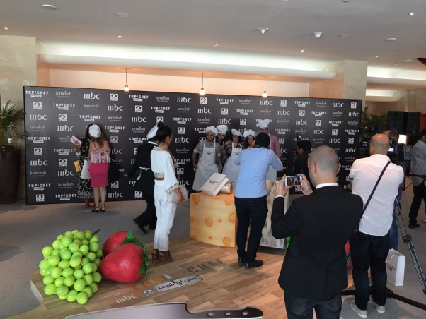 music-nation-top-chef-program-launch-dubai-mbc-5