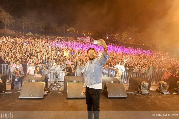 music-nation-mohamed-hamaki-concert-auc-4