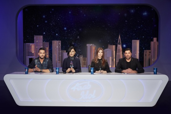 mbc1-mbc-masr-arab-idol-s4-round1-ep1-jury-in-morrocco-casting