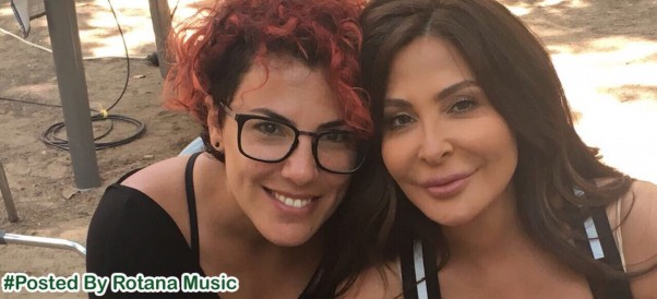Music Nation - Elissa - Aaks Elli Shayfenha - Clip Shooting (1)