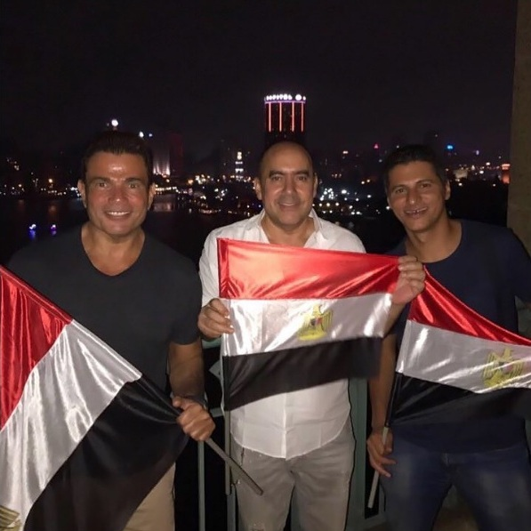 Music Nation - Amr Diab - News