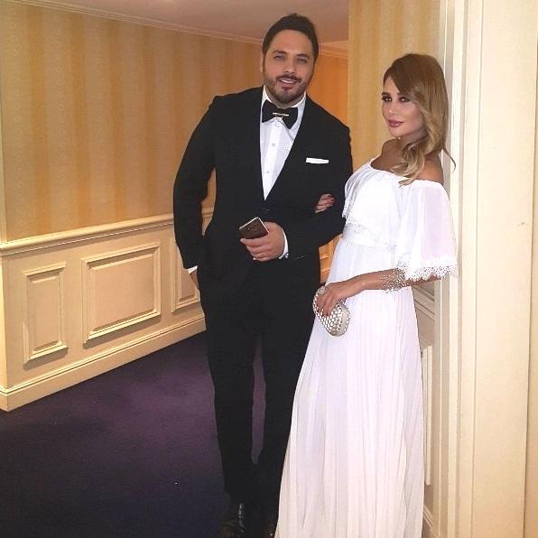 Music Nation - Ramy Ayach & His Wife Dalida (2)