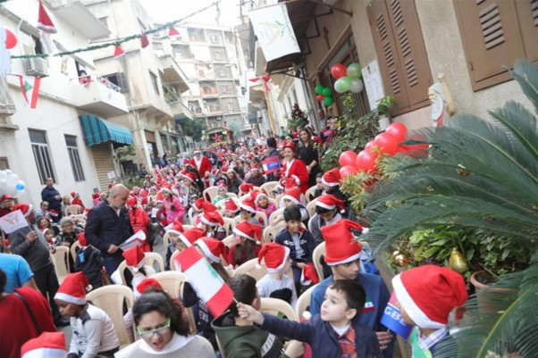 Music Nation - Carnival - Achrafieh (1)