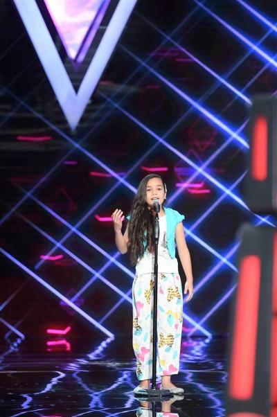 Music Nation - MBC1 & MBC MASR the Voice Kids S2 - Blind Auditions (13)