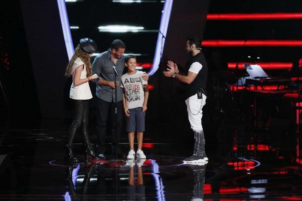 Music Nation - MBC1 & MBC MASR the Voice Kids S2 - Blind Auditions (5)
