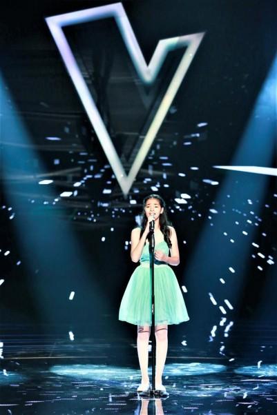 Music Nation - MBC1 & MBC MASR the Voice Kids S2 - Blind Auditions (7)