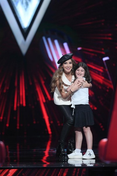 Music Nation - MBC1 & MBC MASR the Voice Kids S2 - Blind Auditions (9)