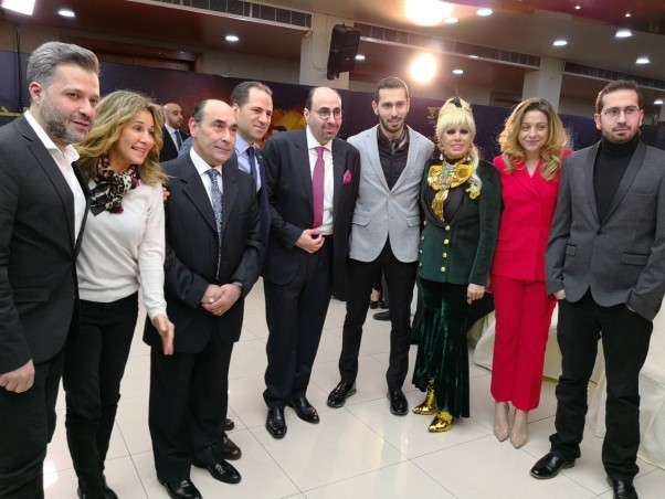 Music Nation - Kataeb Party Honoring - Mansour Rahbani (1)