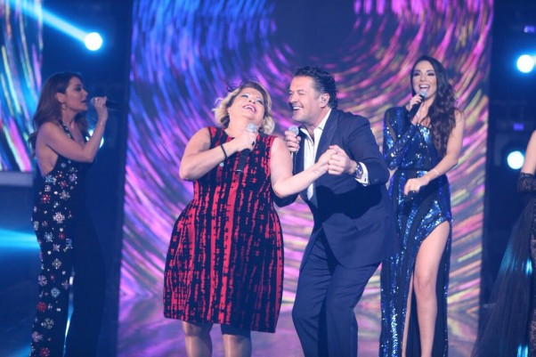 Music Nation - Ragheb Alama - Celebrity Duets 5 - Guest - Final Episode (3)