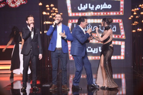 Music Nation - Ragheb Alama - Celebrity Duets 5 - Guest - Final Episode (4)