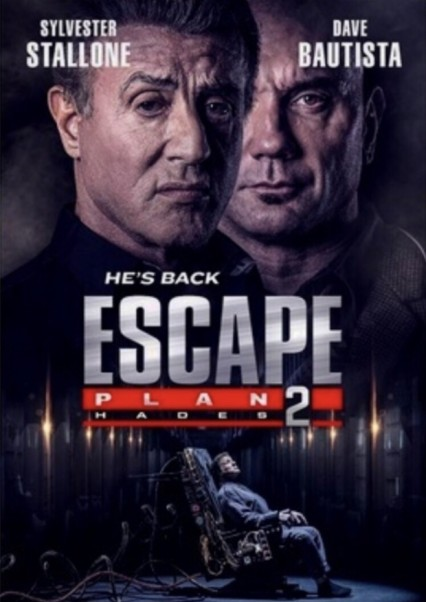 Music Nation - Escape Plan 2 Movie - Poster (1)