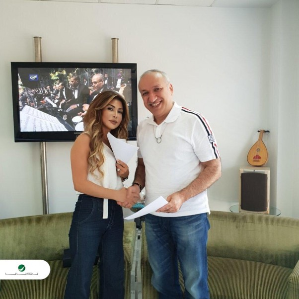 Music Nation - Nawal El Zoghbi - Salem Al Hendi - Rotana - News (1)