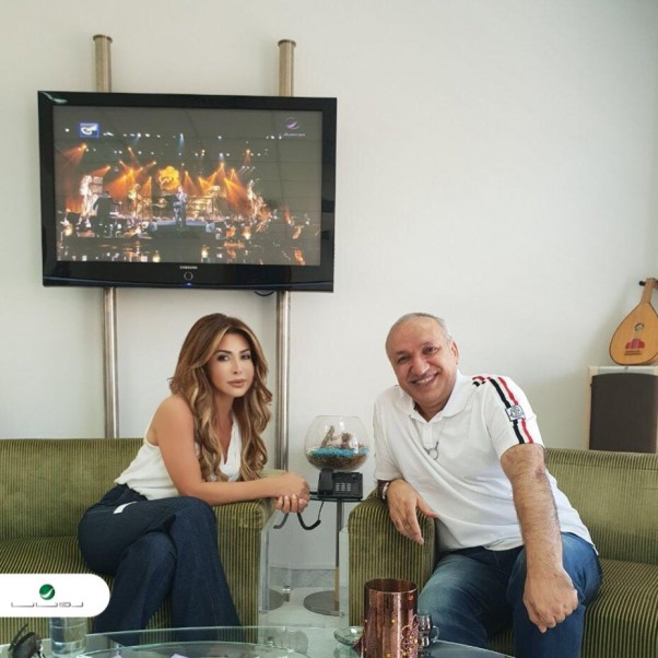 Music Nation - Nawal El Zoghbi - Salem Al Hendi - Rotana - News (2)
