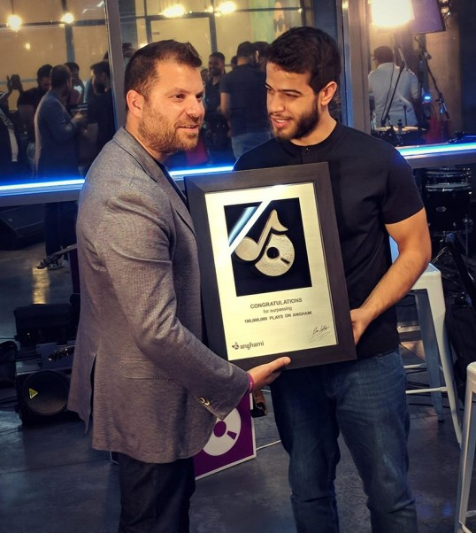Music Nation - Adham Nabulsi - Anghami Manager Eddy Maroun - News (2)
