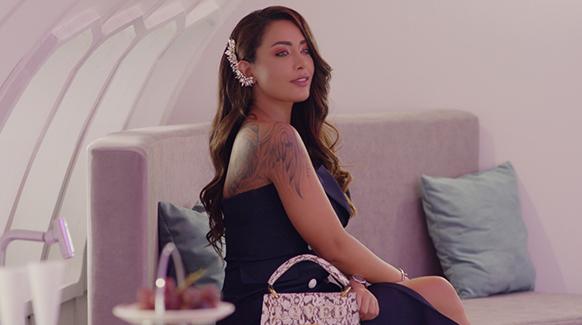 كاميليا ورد | طيارة | Kamilya Ward ft. Jose Carlos | Tayara | Music Video