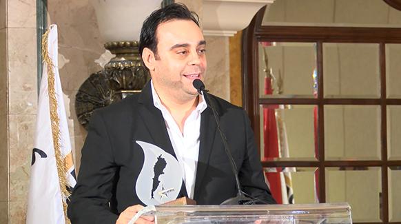 جوائز أفضل | تكريم خالد آغا كأفضل خبير تسويق | AFDAL