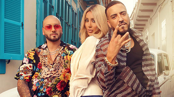 Maya Diab Feat. Massari & French Montana – Ya Nour El Ein