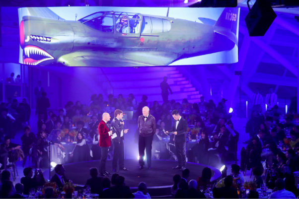 Image 3 - November 20th Breitling Gala Night Beijing Gala Dinner. Breitling. Breitling CEO Georges Ke
