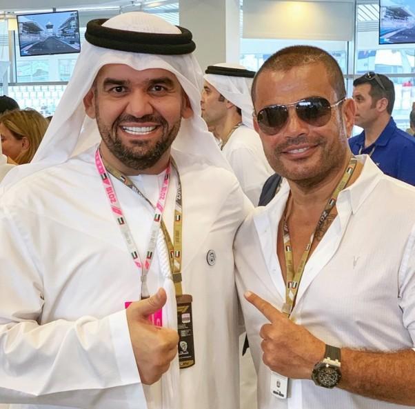 Music Nation - Hussain Al Jassmi - Amr Diab - News (1)