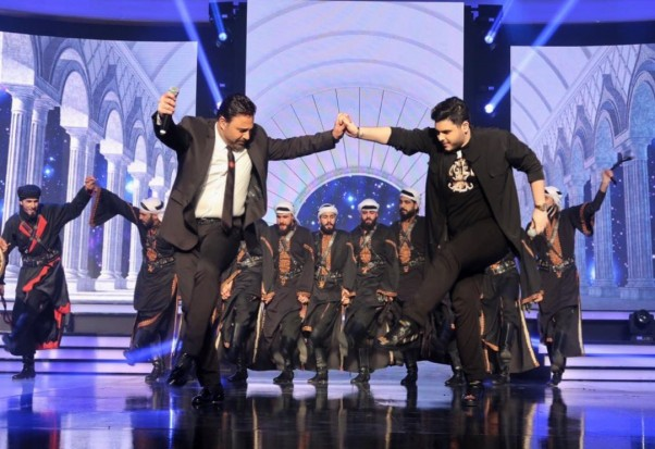 Music Nation - Assi & Al Walid Al Hallani - Celebrity Duets (2)