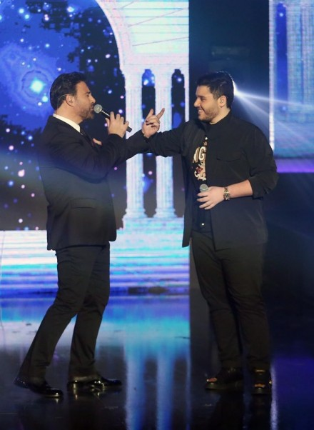 Music Nation - Assi & Al Walid Al Hallani - Celebrity Duets (4)