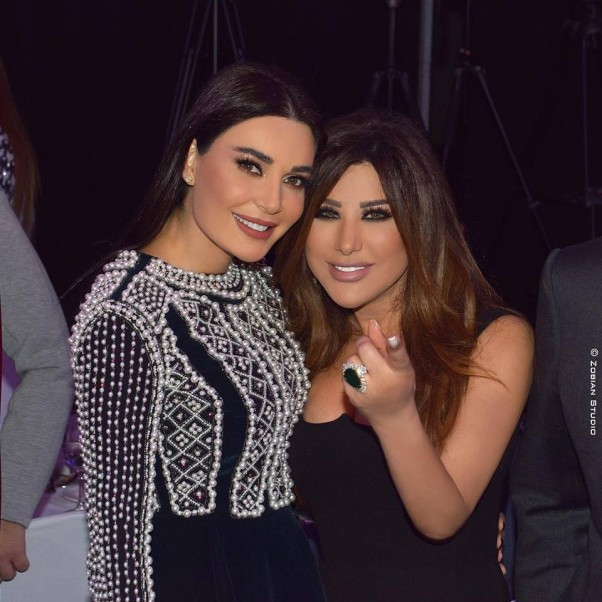 Music Nation - Najwa Karam & Cyrine Abdul Nour