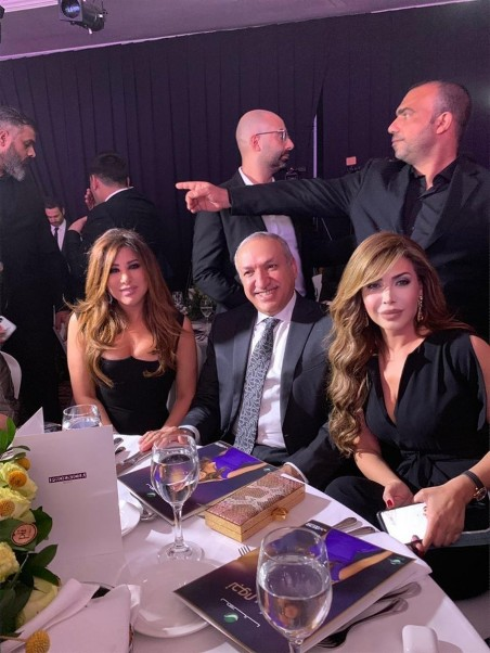 Music Nation - Najwa Karam & Nawal Zoghbi & Salem Al Hendi