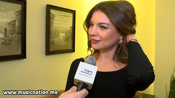 ملكة جمال لبنان #مايا_رعيدي تطالب بإقرار قانون منح المرأة اللبنانية الجنسية لأولادها!