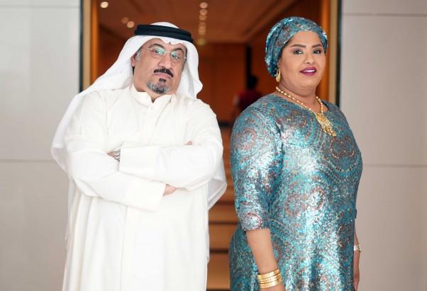 (4) MBC GROUP RAMADAN 2019 - WA MA ADRAK MA OUMI- Haya Shoeiby and Mohamad Al Ojeimy