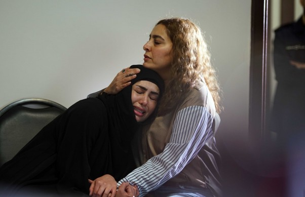 (7) MBC GROUP RAMADAN 2019 - WA MA ADRAK MA OUMI- Hanadi Al Kandary and Fatima Safi