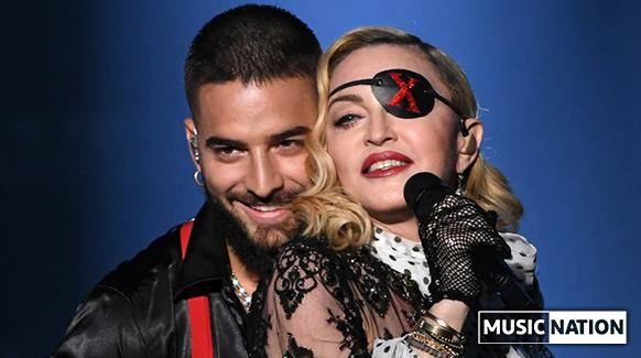 Madonna & Maluma – Medellín