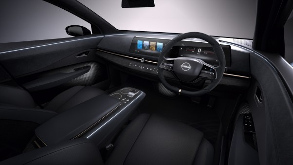 The new Nissan Ariya Concept, introduced at the 46th Tokyo Motor Show, signals the dawn of a new era for Nissan as the company embarks to redefine its brand philosophy for the next evolutionary phase of the automobile.