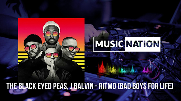 The Black Eyed Peas & J Balvin – RITMO