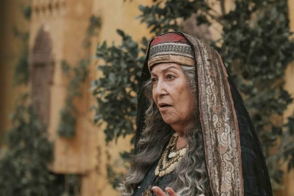 (7) MBC1, MBC MASR & MBC IRAQ- KINGDOM OF FIRE- Mona Wassef