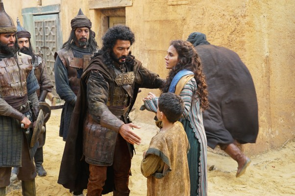 (9) MBC1, MBC MASR & MBC IRAQ- KINGDOM OF FIRE- Khaled Al Nabawi and Dima Kandalaft
