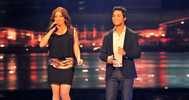 Music Nation - Arab Idol - Ahlam and Ragheb Alameh (4)