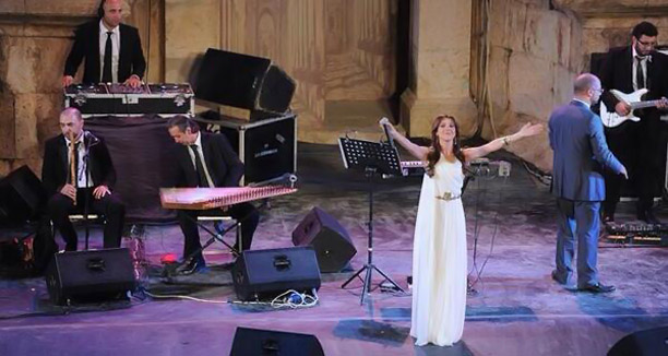 Music Nation- Nancy Ajram - Jarash