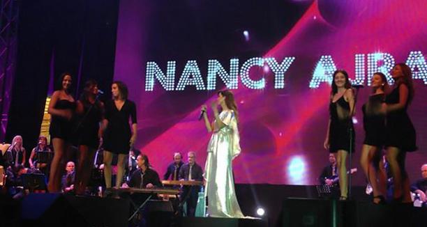 Music Nation - Nancy Ajram - Beirut Souks (6)
