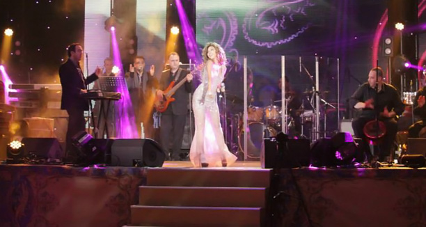 Music Nation - Myriam Fares - Moscow (4)