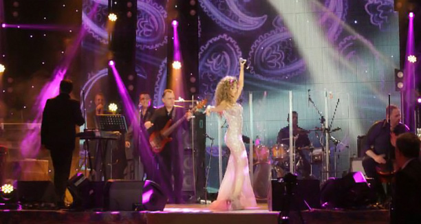 Music Nation - Myriam Fares - Moscow (7)