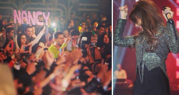 Music Nation - Tamer Hosny - Nancy Ajram (10)