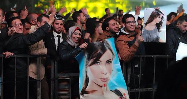 Music Nation - Tamer Hosny - Nancy Ajram (12)