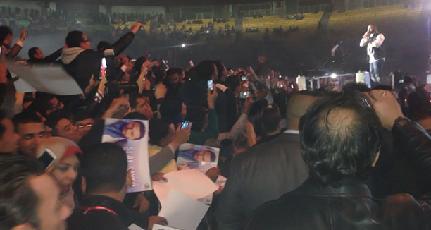 Music Nation - Tamer Hosny - Nancy Ajram (3)