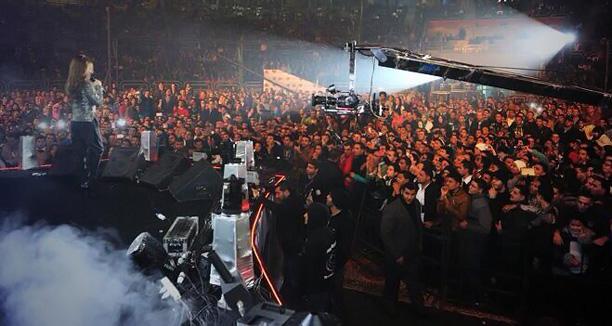 Music Nation - Tamer Hosny - Nancy Ajram (5)