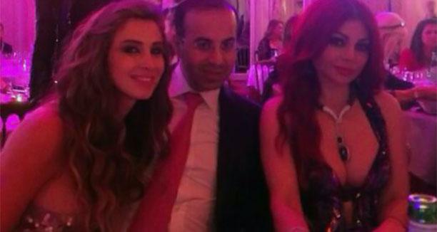 Music Nation - Haifa Wehbe - Cannes (2)
