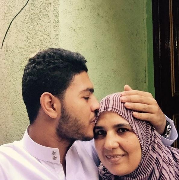 Music Nation - Mohammad Chahine - Greeting - His Mom & Fans - Eid Adha Mubarak (2)