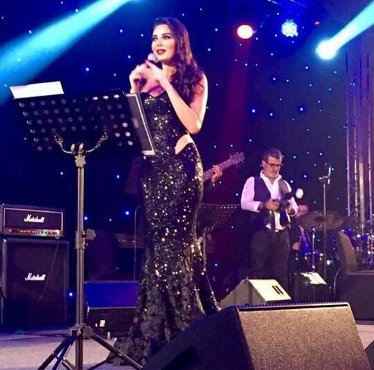 Music Nation - Cyrine Abdel Nour - Dubai - Concert (2)
