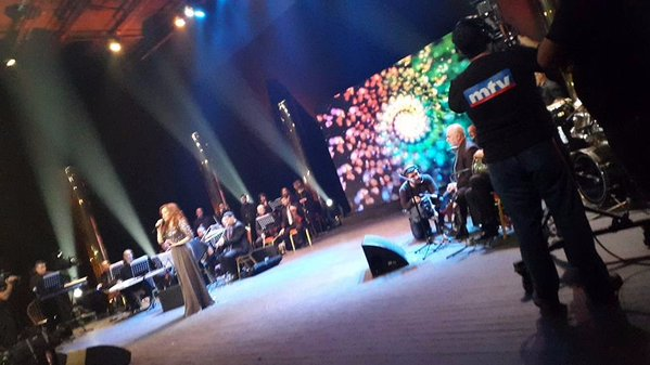 Music Nation - Latifa - Al Madina Theatre - Concert (6)