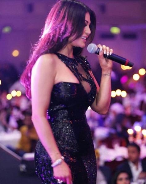 Music Nation - Haifa Wehbe - Concert - London (534)